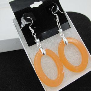 SP Oval Elegance Earrings